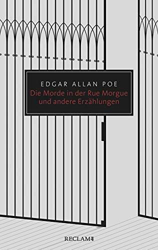 Die Morde in der Rue Morgue und andere Erzählungen (Reclam Taschenbuch)