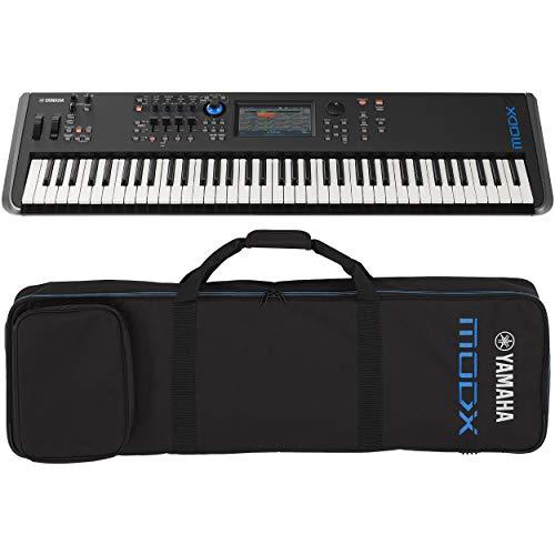 Review Of Yamaha MODX7 76-Key Synthesizer (With YSCMODX7 soft case)