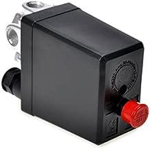 Air Compressor Pressure Switch Control Valve 90-120 PSI 240V