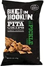 product image for Baked In Brooklyn Flatbread Crisps Dill Pickle 6 oz (pack of 6)