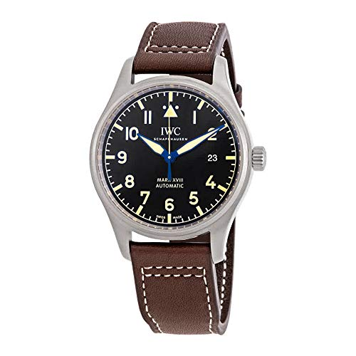 Model #: iw327006 Heritage IWC Pilot's Watch Mark XVIII 40mm Mens Watch