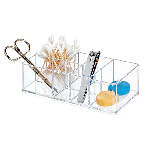 InterDesign Med+ Organizer, 7-Inch, Clear