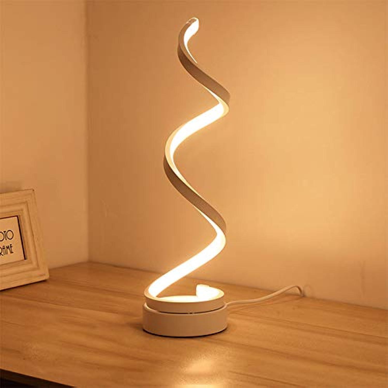 LNHYX Tischlampen Minimalistische Kunst Tischlampen Mode Dimmbare Schreibtischlampe Dekoration Leselicht Büro Student