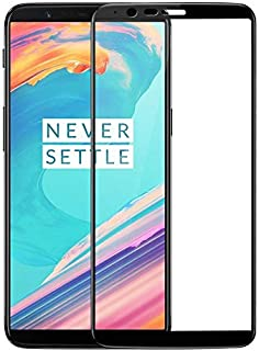 OnePlus 5T Official 3D Tempered Glass Screen Protector – Black