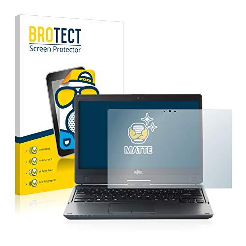BROTECT Entspiegelungs-Schutzfolie kompatibel mit Fujitsu Lifebook T937 Bildschirmschutz-Folie Matt, Anti-Reflex, Anti-Fingerprint