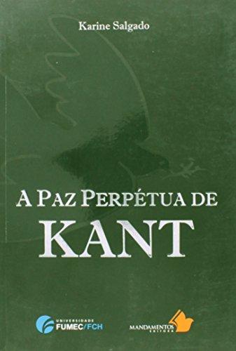 A paz Perpetua de Kant
