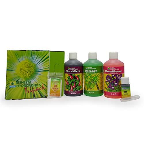 Ghe Flora Confezione multipla di fertilizzanti