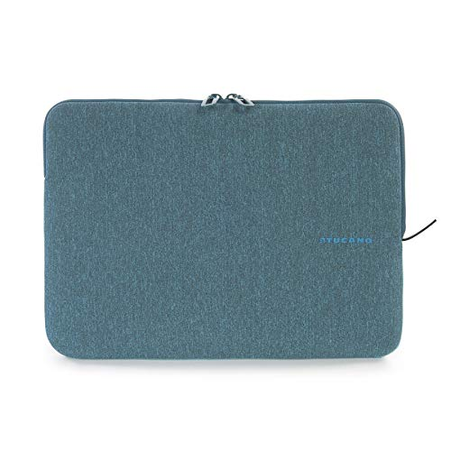 Tucano BFM1314-Z Second Skin Melange Neopren Notebook Sleeve, 33,78-35,56 cm (13,3-14 Zoll) hellblau, 1