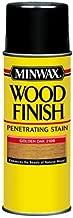 Minwax 32716000 Wood Finish Penetrates, Stains & Seals Aerosol Spray, 11.5 ounce, Dark Walnut