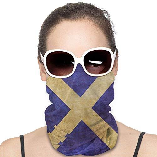 yunshenbuzhichu Der Widerspruch der schottischen Unabhängigkeits-Gesichtsmaske Bandana Magic Scarf Neck Gaiter Dust Wind Masks