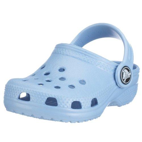 Crocs Crocs Classic, Unisex-Kinder Clogs, hellblau, 31-32
