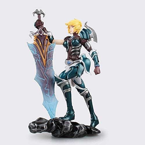 Figura De League of Legends De 21 Cm, Y El Modelo Circundante del Juego Hero Ruiwen como Regalo para Los Niños