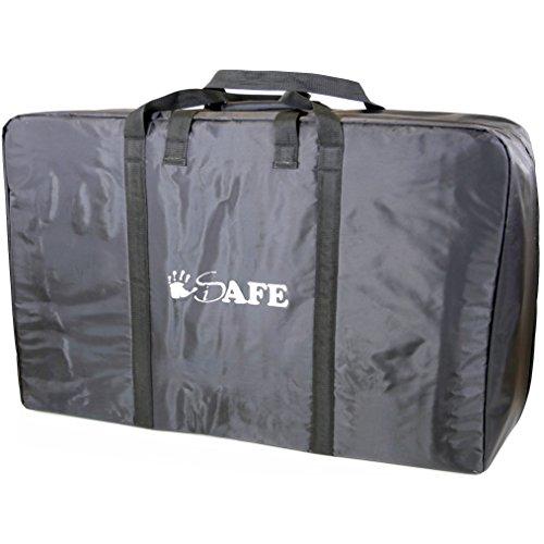 iSafe Large Holiday Single Travel Bag Luggage Heavy Duty Design for Pram System Travel Tote
