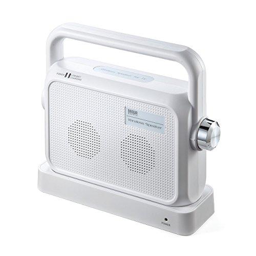 サンワダイレクト『テレビ用ワイヤレススピーカー(400-SP064W)』