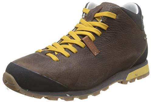 AKU Unisex-Erwachsene Bellamont M.3 FG GTX Trekking-& Wanderstiefel, Braun (Dark Brown/Yellow 305), 39 EU