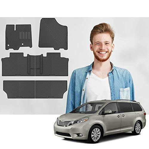 Road Comforts Custom Fit Toyota Sienna (8 Seater)...
