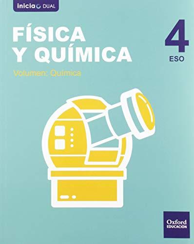 Inicia Física y Química 4.º ESO. Libro del alumno. Volumen 1: Química (Inicia Dual)