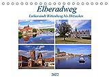Elberadweg von Lutherstadt Wittenberg bis Hitzacker (Tischkalender 2022 DIN A5 quer)