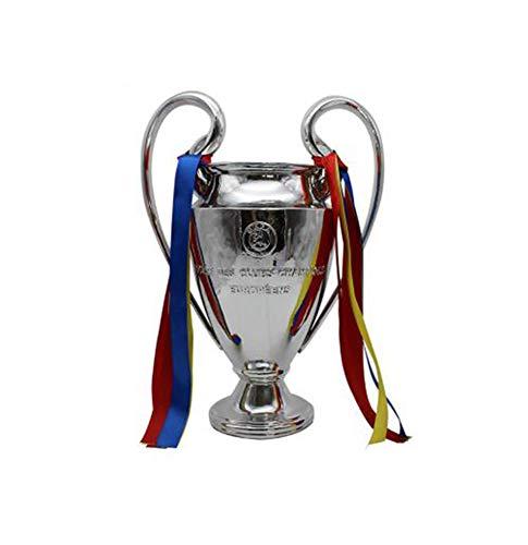 SDBRKYH UEFA Champions League-Trofeo Big Ear Champions League-Neuausgabe-Trofeo Accessori per Souvenirs, 44 cm