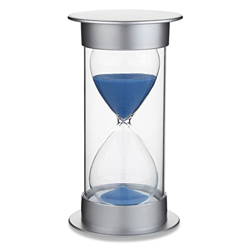 large 10 minute sand timer - 9