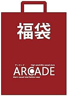 (アーケード)ARCADE 福袋 2020 メンズファッション福袋 8点入り 新春 詰め込み HappyBox アウター ボトムス 迎春