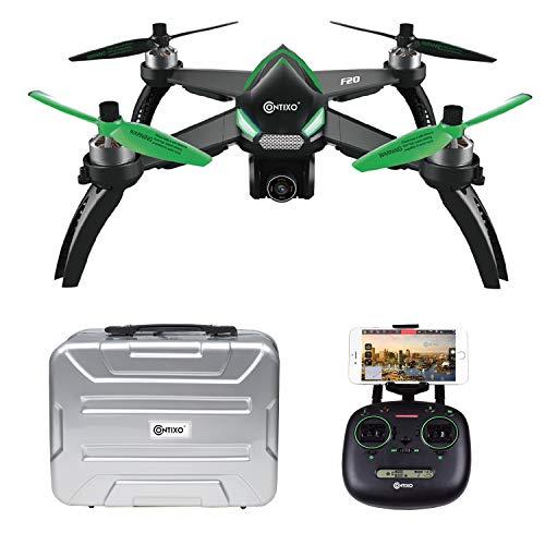 Contixo F20 GPS RC Quadcopter Photography Drone | 5GHz WiFi1080P FHD...