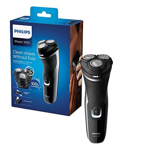 Philips Shaver Series 1000 Afeitadora eléctrica (Modelo S1332/41)