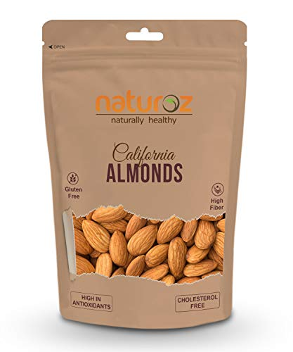 Naturoz California Almonds 200g