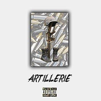 Artillerie (feat. King Yagri)