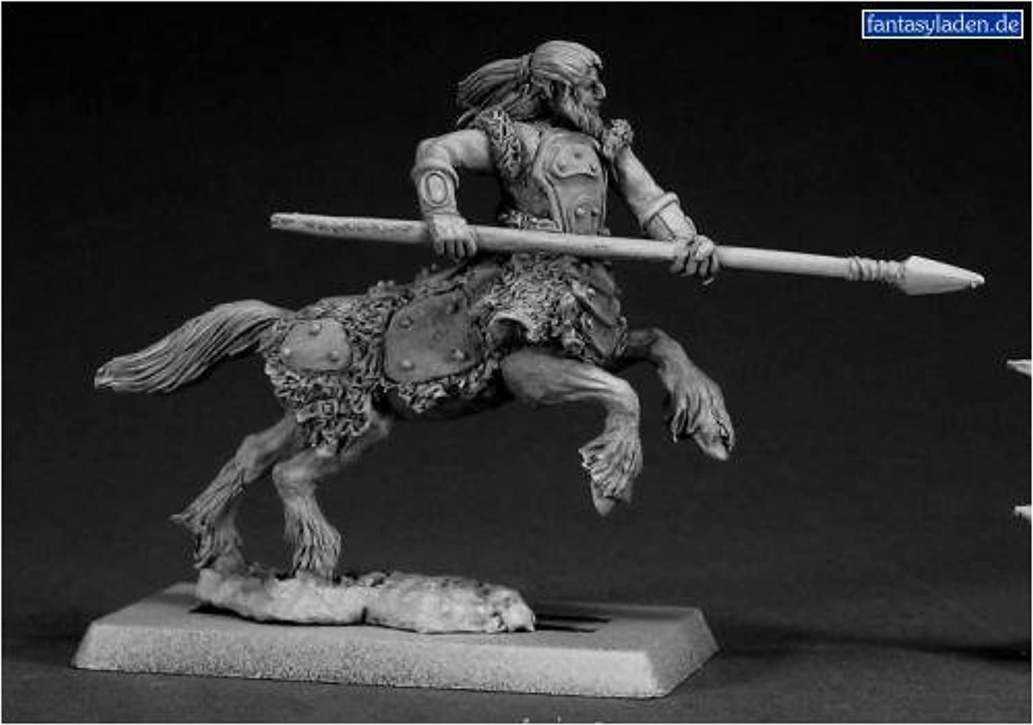Centaur Warrior by Reaper Minatures by Reaper Minatures