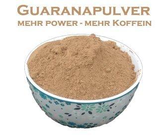 Nature IX24Poudre de guarana, 1er Pack (1x 1kg)