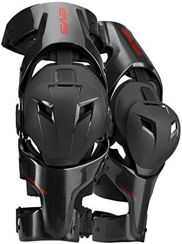 EVS Sports Men s Knee Brace Web Pro Pair Black Large 2 Pack product image