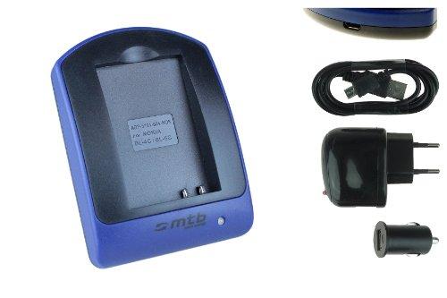 Ladegerät (USB, KFZ, Netz) für Contour+2, Contour+, ContourHD 1080P. / Toshiba Camileo. / Aiptek PocketDV. - s. Liste