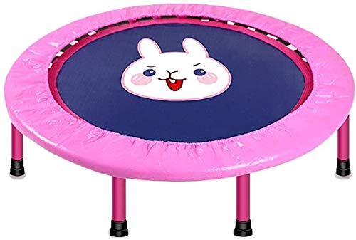 YAOJIA Indoor trampoline Fitness Trampolines For Kids | Foldable Small Sports Trampoline