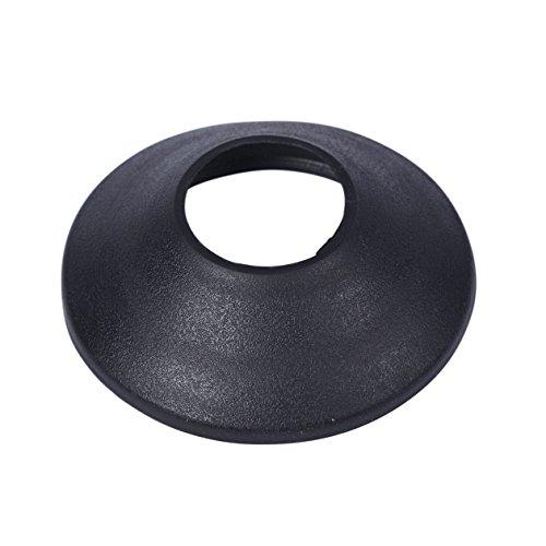 Oatey Oatey-14206 14206 2' Rain Collar, For No-Calk Roof Flashings, Black, 2'