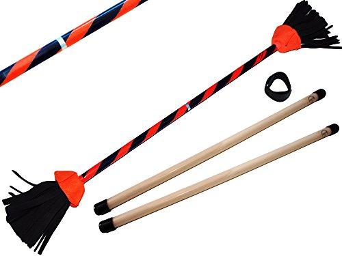Baton de Fleur FLASH Set de Flames N Games (Orange UV) Bâ