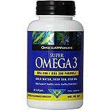 Windmill Health Omega Works Super Omega 3, 50 Softgels