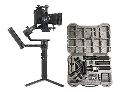 FeiyuTech AK4500 3-Axis Gimbal Stabilizer for Mirrorless & DSLR Camera