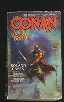 Conan and the Mists of Doom - Book  of the Conan the Barbarian