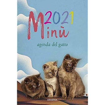 Minù. Agenda del gatto 2021