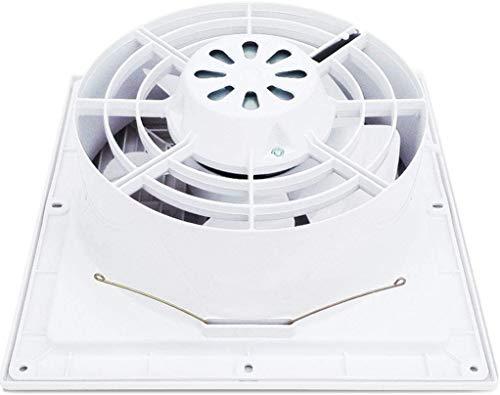 Ventilator Lüftungsgitter 20,3 cm Badezimmer Lüftung leistungsstark stumm Küche Haus Decke