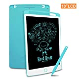 Richgv LCD Writing Tablet, 10 Pollici Elettronico Tavoletta Grafica Digitale...