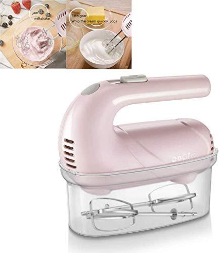 5-velocidades batidor eléctrico mezclador de mano mezclador de masa de mano Licitadora de alimentos frescos fretrofa huevos mezclador herramienta de cocina vieja for hornear huevo batidor e licuadora