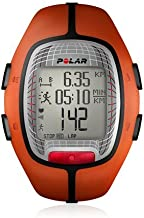 Polar RS300X Heart Rate Monitor Watch (Orange) Athletics, Exercise, Workout, Sport, Fitness