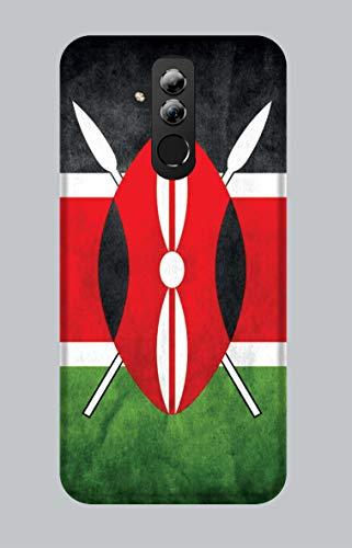 Funda blanda de TPU Huawei Mate 20 Lite 04 Kenya