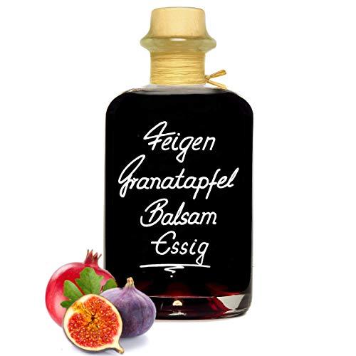Feigen - Granatapfel Balsam Essig 1L 70 % Fruchtanteil 5% Säure