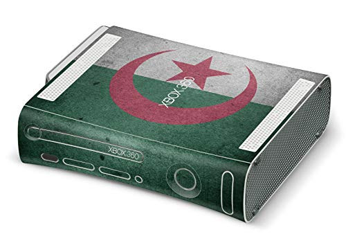 Skins4u Design modding Aufkleber Vinyl Skin Klebe Folie Skins Schutzfolie für Xbox 360 Algerien