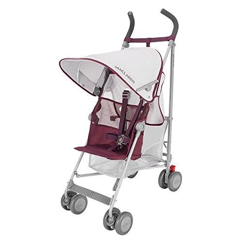 Maclaren Volo - Silla de paseo, color Ciruela