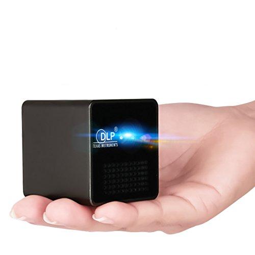 Microware Unic P1 Plus Wifi Wireless Pocket Dlp Mini Projector 30 Lumens Micro Miracast Dlna Video Projector