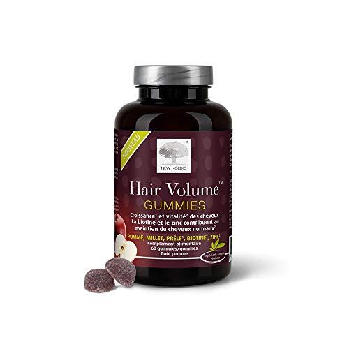 New Nordic Hair Volume Gummies X60